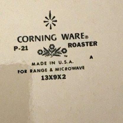 Corning Ware Roaster