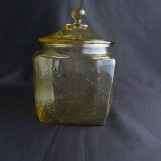 Madrid Pattern Jar