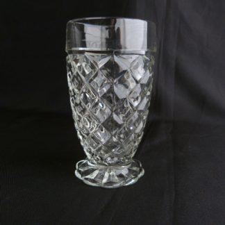 Anchor Hocking Depression Clear Glassware