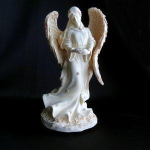 Angel Figurine Music Box