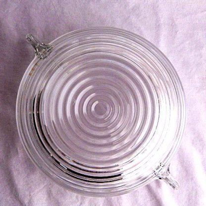 Manhattan Glass Fruit Bowl