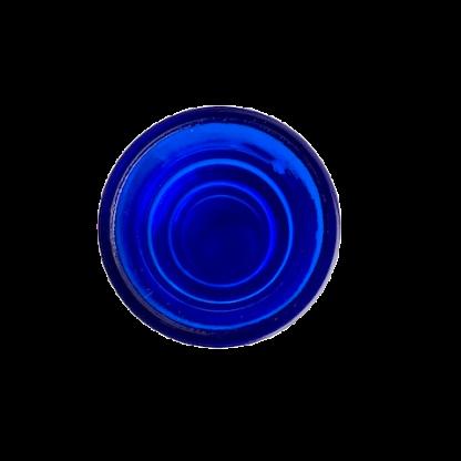 Cobalt Blue Beehive Bud Vase