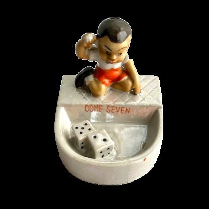 Small Ceramic Ashtray