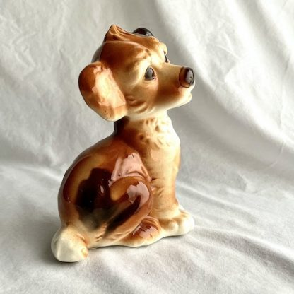 Vintage Cocker Spaniel Figurine